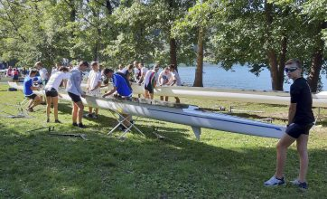 Orta Lake Eights Challenge 8+